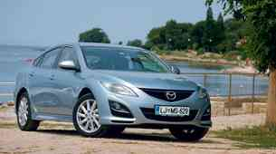 Kratek test: Mazda6 Sport 2.0i TE Plus