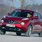 Test: Nissan Juke 1.6 DIG–T 4WD Tekna (foto: Aleš Pavletič)