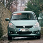 Test: Suzuki Swift 1.2 Deluxe (3 vrata) (foto: Aleš Pavletič, Matevž Hribar)