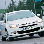 Kratek test: Citroën C5 e-HDi 110 Airdream Tendance (foto: Aleš Pavletič)