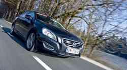 Kratek test: Volvo V60 D5 Summum