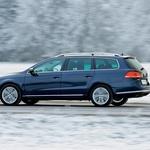 Test: VW Passat Variant 2.0 TDI (103 kW) Bluemotion Tech. Highline (foto: Aleš Pavletič)