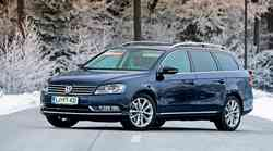 Test: VW Passat Variant 2.0 TDI (103 kW) Bluemotion Tech. Highline