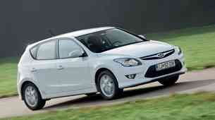 Kratek test: Hyundai i30 1.4 CVVT Style (5 vrat)