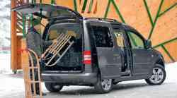 Test: Volkswagen Caddy 1.6 TDI (75 kW) Comfortline