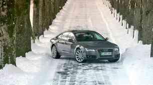 Test: Audi A7 Sportback 3.0 TDI (180 kW) Quattro