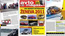 Izšel je novi Avto magazin!