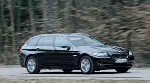 Test: BMW 530d Touring