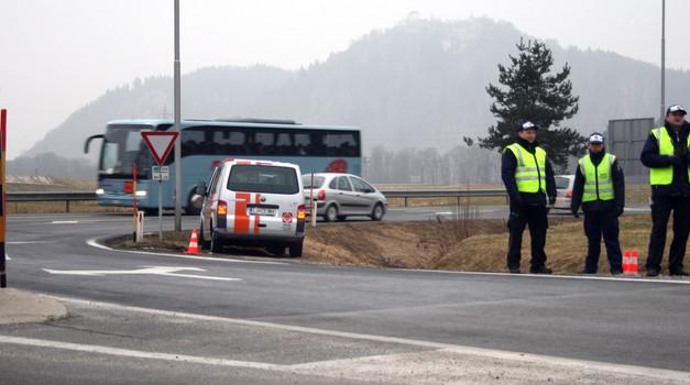 Ali smo Slovenci zadovoljni z avtocestami? (foto: Matevž Hribar)