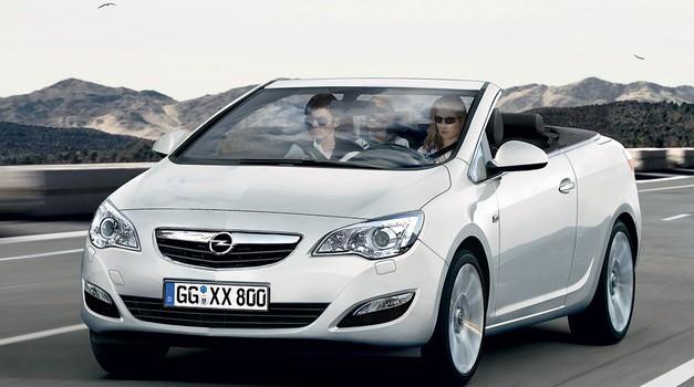 Opel Astra kabriolet je potrjena (foto: Opel Astra kabriolet)