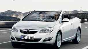 Opel Astra kabriolet je potrjena