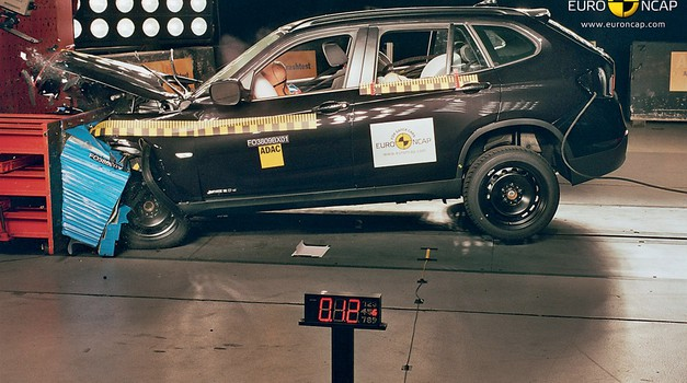 Euro NCAP: Zaleteli tudi električnega (foto: Euro NCAP)