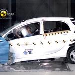 Mitsubishi iMiEV (foto: Euro NCAP)