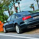 Vozili smo: Audi A6 (foto: Vinko Kernc)