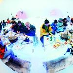 Reportaža: Volvo Ice Camp (foto: Volvo)