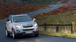 Vozili smo: Opel Antara