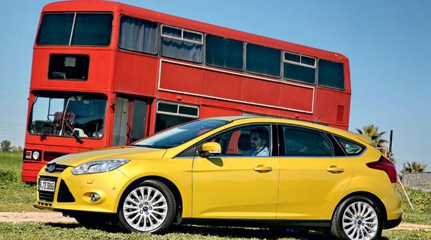 Vozili smo: Ford Focus (foto: Vinko Kernc)