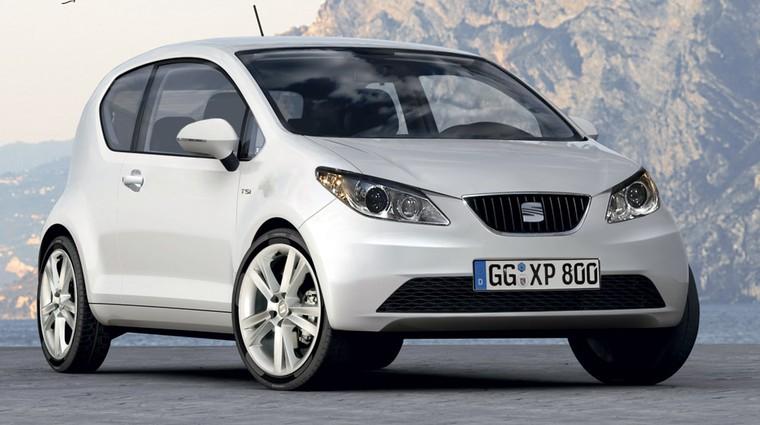Španski in češki Volkswagen Lupo (foto: Carparazzi)
