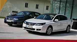 Novo v Sloveniji: Renault Latitude