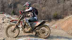Dirkaški test: KTM EXC 450 R