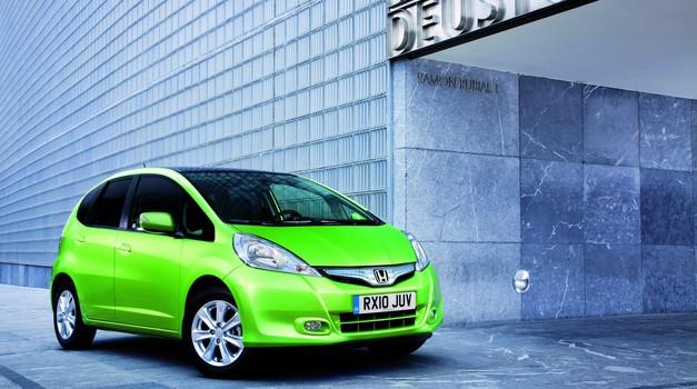 Novo v Sloveniji: Honda Jazz tudi kot hibrid (foto: Honda)