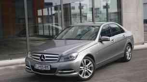 Novo v Sloveniji: Mercedes-Benz razreda C