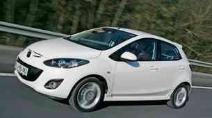 Kratek test: Mazda2 1.5i GTA