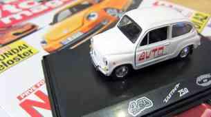 Podarjamo miniaturo Zastava 750 Avto magazin supertest!
