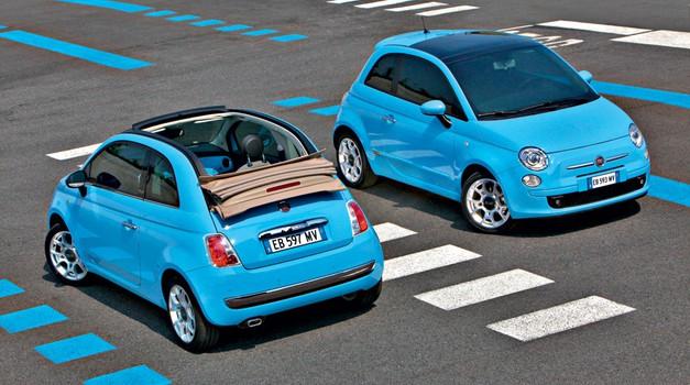 Novo v Sloveniji: Fiat 500 TwinAir (foto: Fiat)