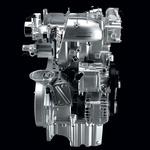 Motor TwinAir je v vseh pogledih zmanjšan. (foto: Fiat)