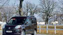 Test: Fiat Doblo 2.0 Multijet 16v Emotion