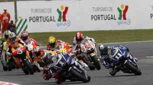 MotoGP: Barcelona je Stonerjeva