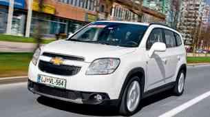Test: Chevrolet Orlando 1.8 LTZ