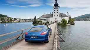 Vozili smo: Porsche Panamera S Hybrid