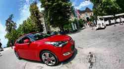 Novo v Sloveniji: Hyundai Veloster