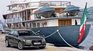 Test: Audi A6 3.0 TDI (180 kW) Quattro S-Tronic