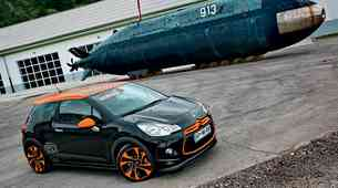 Test: Citroën DS3 1.6 THP (152 kW) Racing