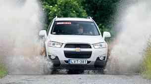 Test: Chevrolet Captiva 2.2 D (135 kW) LTZ AT