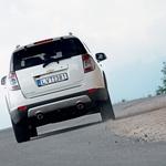 Test: Chevrolet Captiva 2.2 D (135 kW) LTZ AT (foto: Saša Kapetanovič)