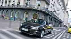 Test: Volkswagen Eos 2.0 TDI DPF (103 kW) DSG