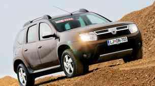 Test: Dacia Duster 1.6 16V Laureate