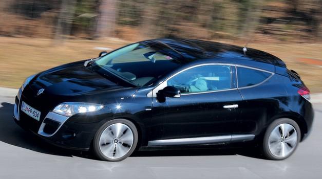 Test: Renault Megane Coupe dCi 130 Bose Edition (foto: Aleš Pavletič)