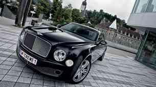 Vozili smo: Bentley Mulsanne