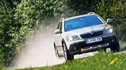 Kratek test: Škoda Octavia Scout 2.0 TDI (103 kW)