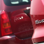 Rdeč Ford Focus Karavan: 12 let kasneje (foto: Saša Kapetanovič)
