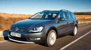 Terenski Volkswagen Passat