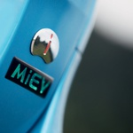 Test: Mitsubishi i-MiEV (foto: Saša Kapetanovič)