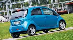 Vpoklic za električne Mitsubishije
