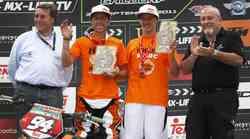 MX1, MX2: Cairoli in Roczen že prvaka!
