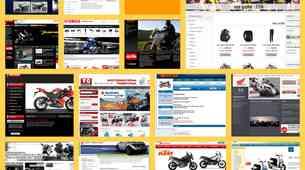 Ocenjujemo: Kako za svoja spletna mesta skrbijo prodajalci motociklov?